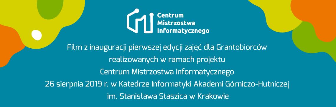 Informacja dla Grantobiorców przed inauguracją zajęć na uczelniach